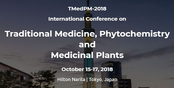 International Conference on Traditional Medicine, Phytochemistry and Medicinal Plants