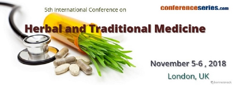 5th International Conference and Exhibition on Herbal and Traditional Medicine