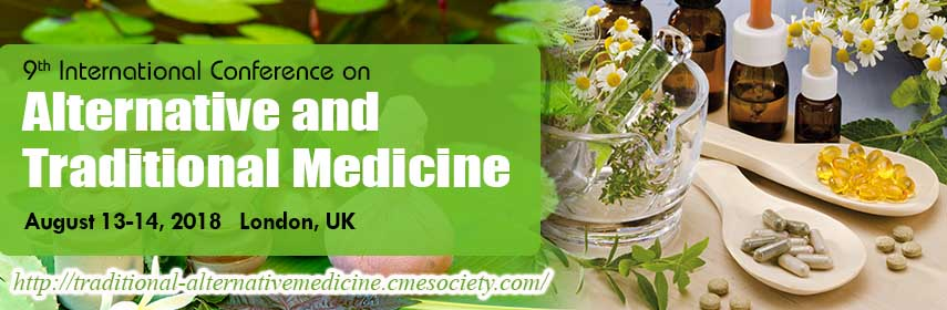 9th International Conference onAlternative & Traditional Medicine