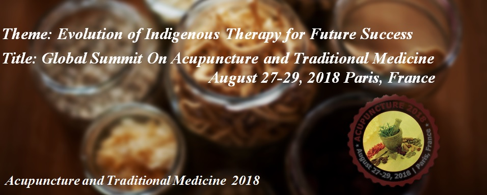 Global Summit on Acupuncture & Traditional Medicine